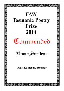 2014 FAW Tasmania Petry Prize Commended