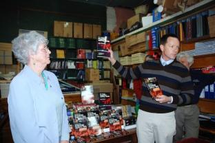 Book launch Tips 2008 Bob Cameron MP