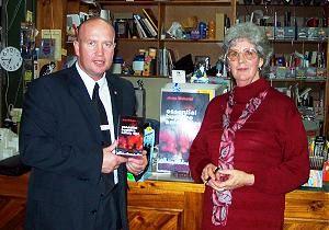 booklaunch Tips 2001 John Melia