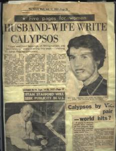 Copy of Husband-wife Write Calypsos