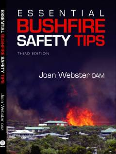 Essential Bushfire Safety Tips 3rd cover