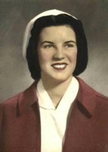 Joan 18 1948 Nurse