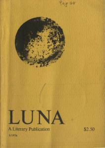 LUNA March 1976