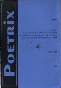 POETRIX Nov 2005