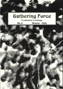 THE GATHERING FORCE Winter 1995
