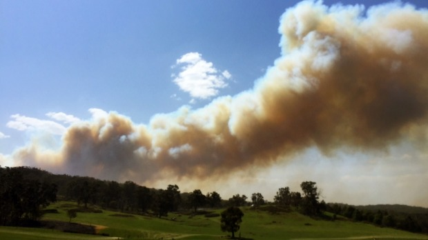 Lancefield fires -2